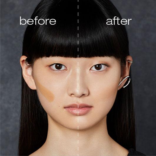 「智慧持妝粉體」能夠抵禦台灣濕熱氣候,持妝16小時