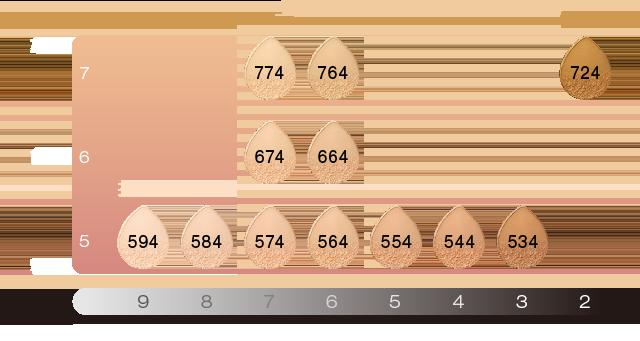 亞洲底妝專家史上最廣12色選
